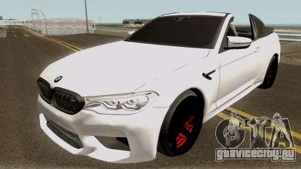 BMW M5 F90 Cabrio для GTA San Andreas