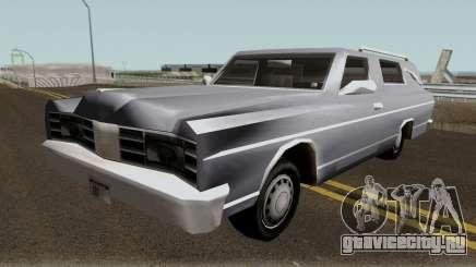 New Romero для GTA San Andreas