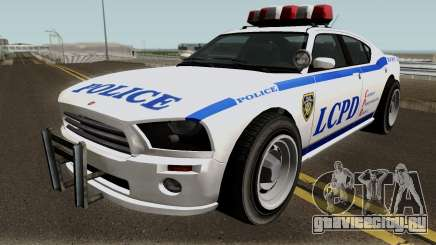 Police Buffalo GTA TBoGT для GTA San Andreas