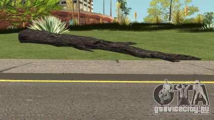 Inferno Scorpion Weapon для GTA San Andreas