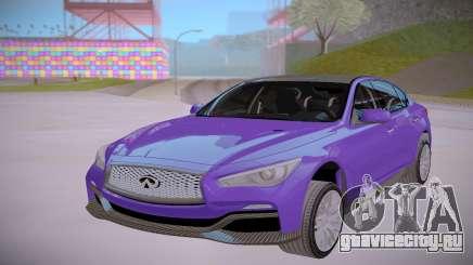 Infiniti Q50 ER 14 для GTA San Andreas