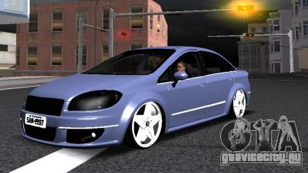 Fiat Linea Essence для GTA San Andreas