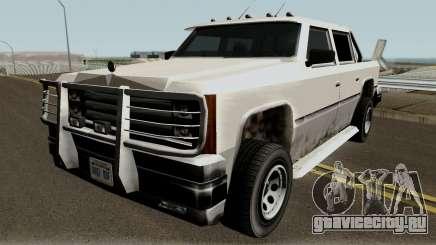 Declasse Rancher FXT (fixed reflections) для GTA San Andreas