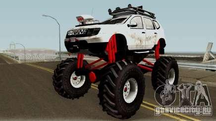 Dacia Monster Duster для GTA San Andreas