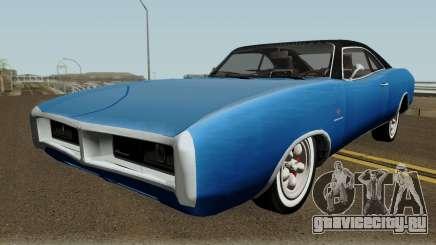 Dodge Charger RT Bullitt Edition (Dukes) 1968 для GTA San Andreas