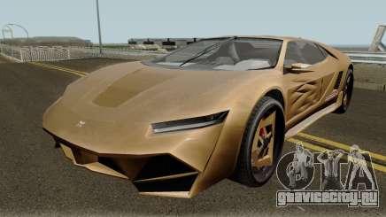 Dinka Hurokai v.2 GTA V IVF для GTA San Andreas