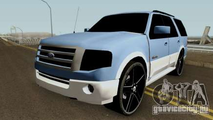 Ford Expedition Urban Rider Styling Kit для GTA San Andreas