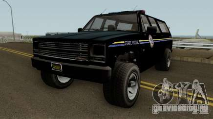 Police Rancher XL GTA 5 для GTA San Andreas