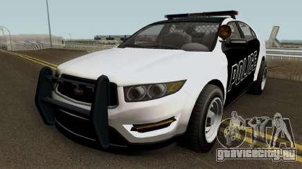 Police Interceptor GTA 5 для GTA San Andreas