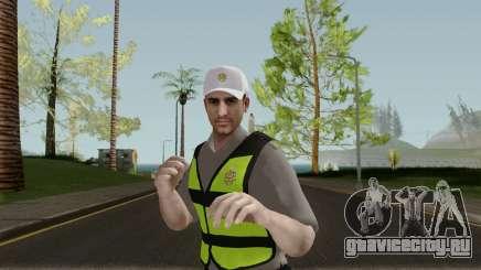 Skin Brigada Militar для GTA San Andreas