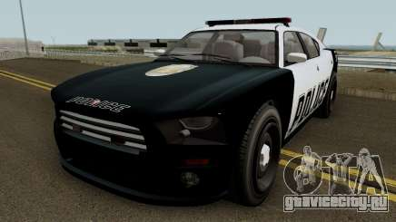 Police Buffalo GTA 5 для GTA San Andreas