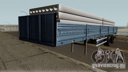 Полуприцеп МАЗ 933001 для GTA San Andreas
