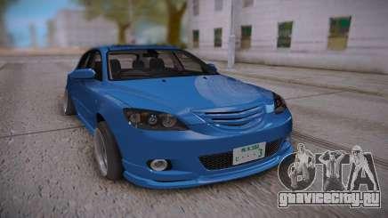 Mazda Axela для GTA San Andreas