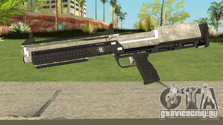 Bullpup Shotgun GTA 5 для GTA San Andreas