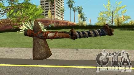 DLC After Hours : Stone Hatchet для GTA San Andreas