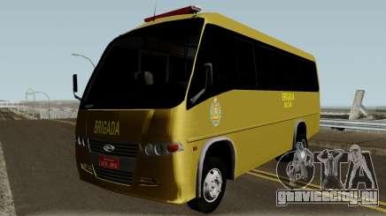 Agrale Volare W8 Brigada Militar для GTA San Andreas