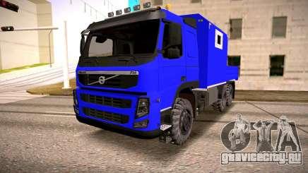 Volvo FM 6х6 для GTA San Andreas