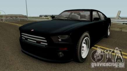 FIB Buffalo GTA 5 для GTA San Andreas