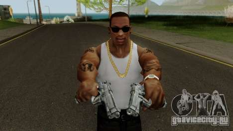 Colt 45 HQ v2.0 (With HD Original Icon) для GTA San Andreas