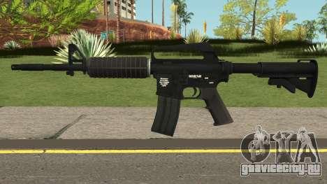 M4A1 CS: GO для GTA San Andreas