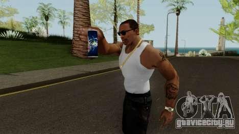 Spraycan HQ (With HD Original Icon) для GTA San Andreas