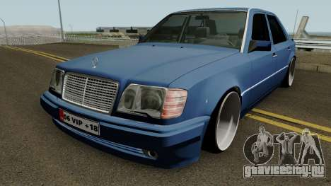 Mercedes Benz E500 Limited Kyosho для GTA San Andreas
