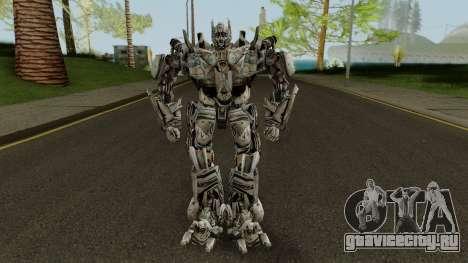 Transformers AOE Optimus Prime Evasion Mode для GTA San Andreas