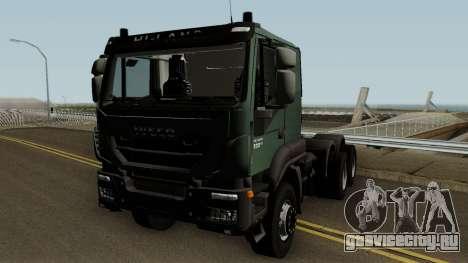 Iveco Trakker Cab Low 6x4 для GTA San Andreas