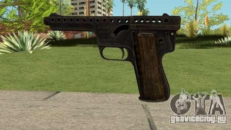 Gyrojet Pistol для GTA San Andreas