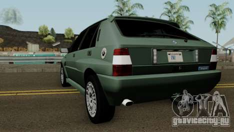 Lancia Delta HF Integrale Evoluzione II для GTA San Andreas