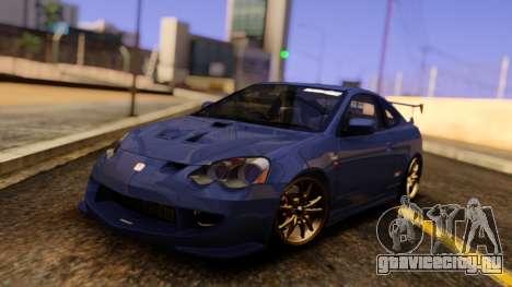 Honda Integra Type R Spoiler для GTA San Andreas