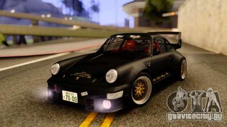 Porsche 964 Mid Night для GTA San Andreas