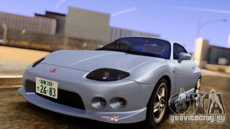 Mitsubishi FTO GP Version R для GTA San Andreas