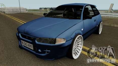 Proton Satria GTI для GTA San Andreas