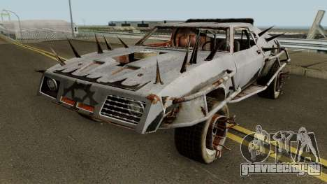 Ford Falcon из игры Безумный Макс для GTA San Andreas