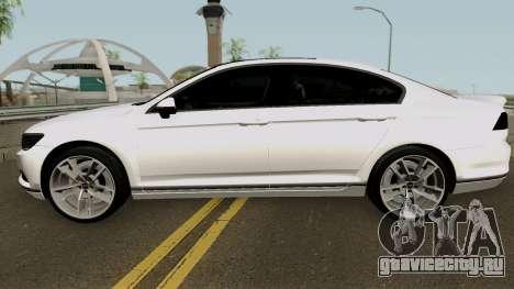 Volkswagen B8 Sedan MEY Yapım (IzmirAuto) для GTA San Andreas