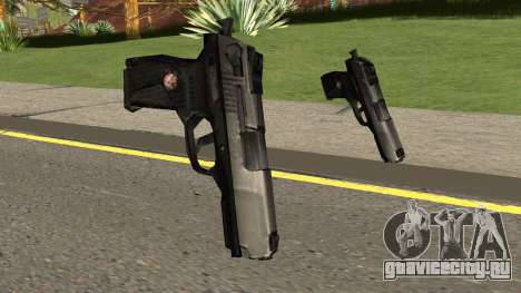 P345 from Cry Of Fear для GTA San Andreas