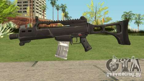 G36 from Fortnite Battle Royale для GTA San Andreas