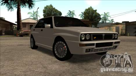 Lancia Delta HF Integrale Evoluzione для GTA San Andreas