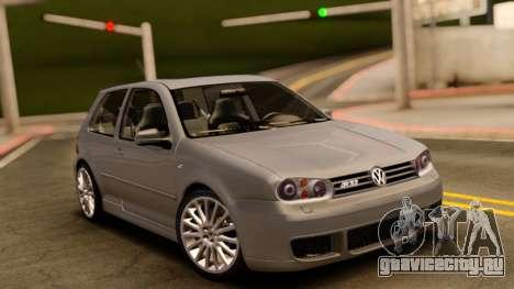 Volkswagen Golf R32 R19 Rims для GTA San Andreas