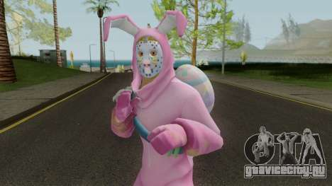 Fortnite Rabbit Raider Outfit (con Normalmap) для GTA San Andreas