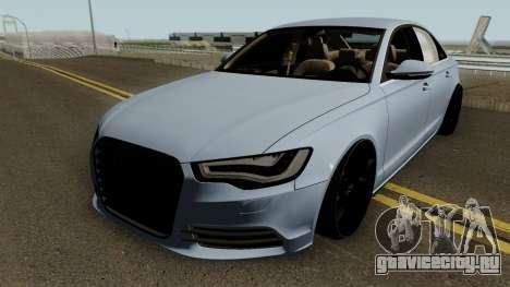 Audi A6 2012 HQ для GTA San Andreas