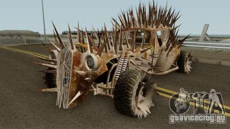 Стервятник из Безумного Макса для GTA San Andreas