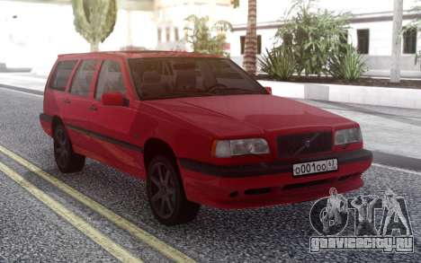 Volvo 850R 1997 для GTA San Andreas