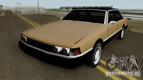 New Primo для GTA San Andreas