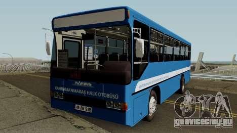 Ikarbus Kahramanmaras Halk Otobusu 2012 для GTA San Andreas