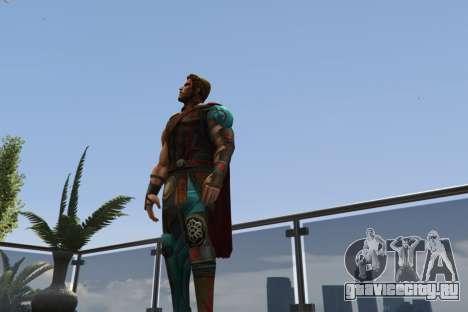 Thor Ragnarok 1.2 для GTA 5 третий скриншот