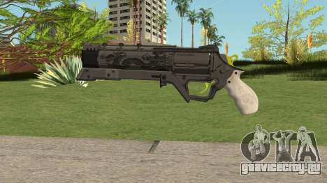 Call of Duty Black Ops 3 : Seraph Weapon для GTA San Andreas