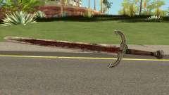 Call of Duty WWII Nazi Zombies: Red Talon для GTA San Andreas