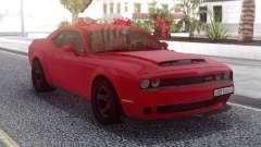 Dodge Demon для GTA San Andreas